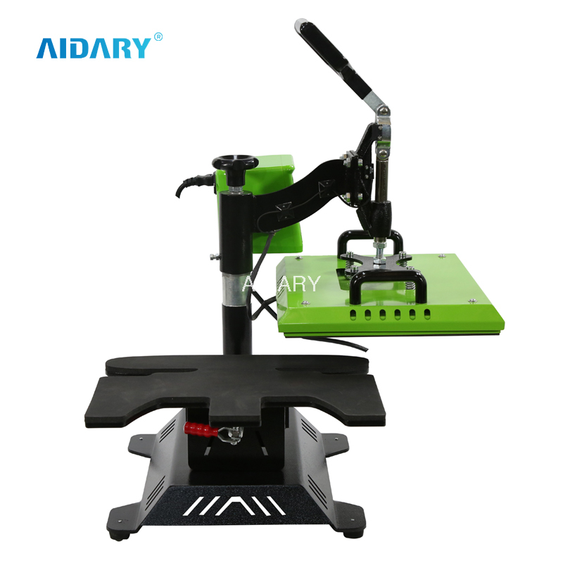 AIDARY Rotary Design 3 IN 1 Combo Suitable for Shoes/Socks/Sleeves/Tshirts Printing
