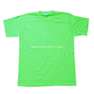 Cotton T-Shirt with Whole Colorful for Men CT-M3