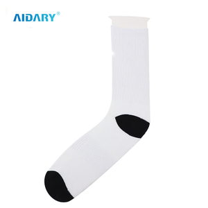AIDARY Sublimation DIY Socks Sublimation Blank Socks