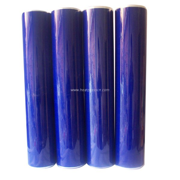 Blue Color PU Vinyl Film B02