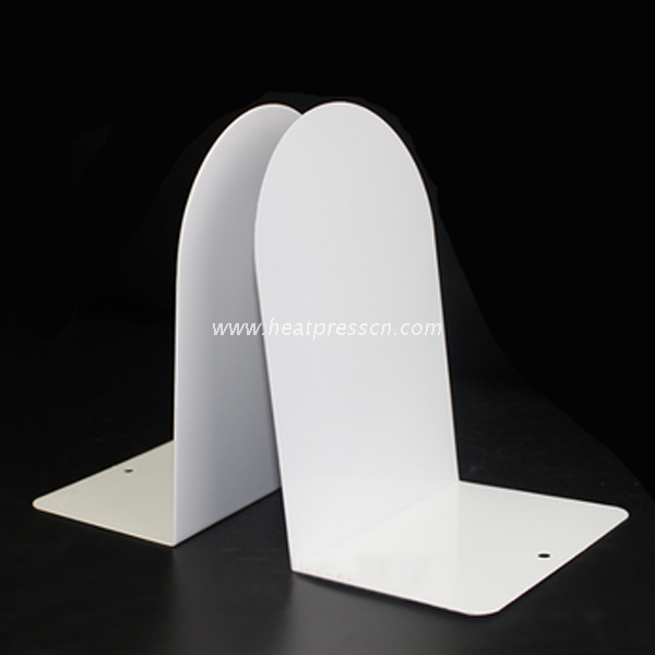 Sublimation Metal Bookends