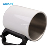 AIDARY Sublimation Stainless Steel Mug with Plastic Handle