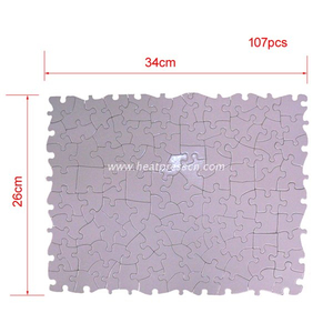Irregular Rectangle Sublimation Puzzle P21-1