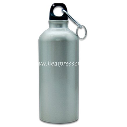 Sublimation Silver Sports Canteen