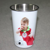 Photo Printing Mug Cone Shape Cup Sublimation Stainless Steel Mug