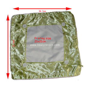 Sublimation Buckle Pillowcase BP