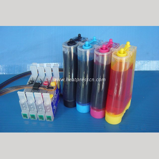 Continuous Ink Supply System with 6 Colors Ink CIS6