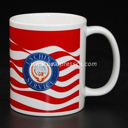 6oz Top Grade Sublimation Blank Mugs M06AA