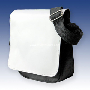 Vertical Middle Sublimation Shoulder Bag