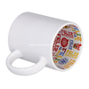Sublimation Blank Inner Logo 11oz Sublimation Mug