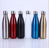 Cola Shape Vacuum Flask Stainless Steel Thermos