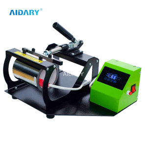 Horizontal High Quality Mug Mat Easy Changed Mug Press Machine M160