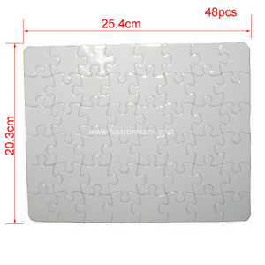 203*254mm Sublimation Puzzle P33