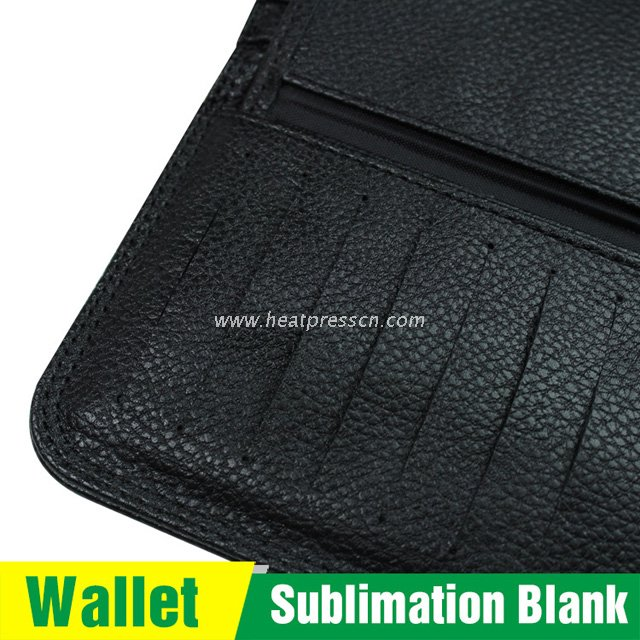 Middle Sublimation PU Wallet PW2