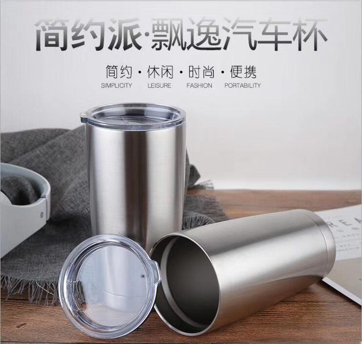 Stainless steel cup (8)