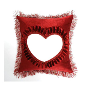 Sublimation European Style Wine Red Pillowcase PL24