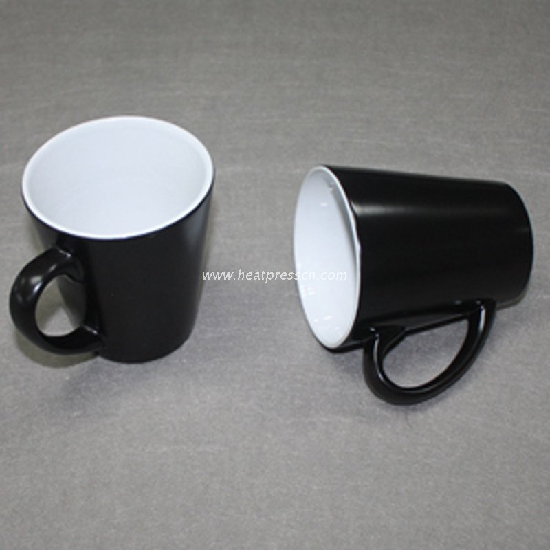 12oz Sublimation Cone Color Changed Mug CCCM12