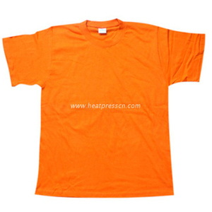 Cotton T-Shirt with Whole Colorful for Women CT-W3