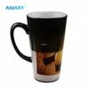 17oz Sublimation Cone Color Changed Mug