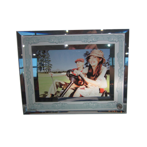 "8"" Double Side Mirror Frame for Sublimation BL04"