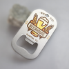 Dog Tap Shape Bottle Opener for Sublimation