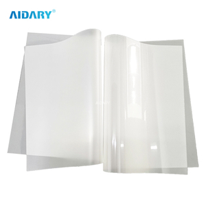 AIDARY Hot NEW Roll Clear High Glossy Heat Transfer PET Printable Film A3 A4 Roll For DTF Printer
