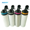 Alibaba Best Seller Sublimation Customized 750ml Aluminum Sports Drinking Water Bottles