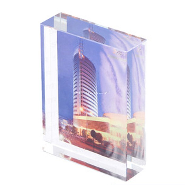 UV Crystal - Small Square BSJ-01