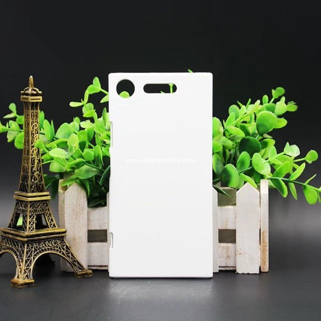 Mobile Phone Accessories 3D Sublimation Blank Case for Sony