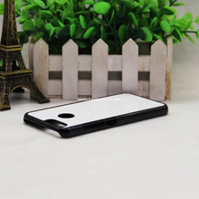 Sublimation Blank Plastic Hard Phone Case with Aluminium for HUAWEI