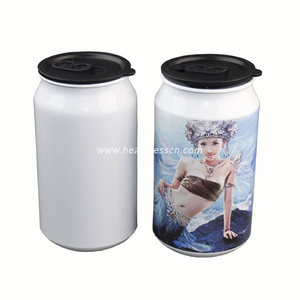 18oz Sublimation Aluminum Cola Can