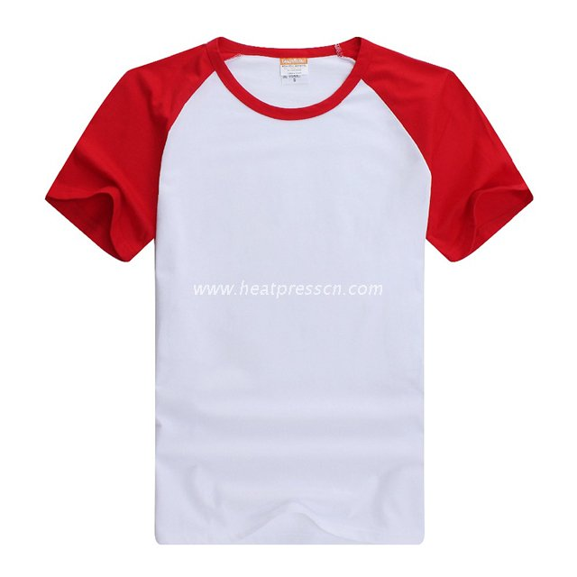 Cotton T-Shirt with Sleeve Colorful for for Child CT-C2
