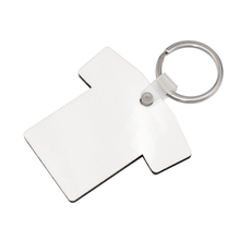 Sublimation HB Cloth Key Chain