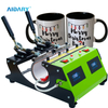 Double Stations Mug Transfer Machine AMP1821