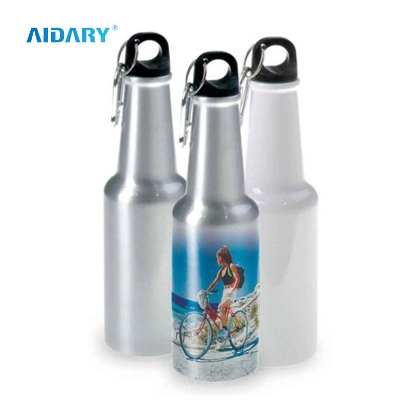 AIDARY Sublimation 500ml Aluminum Beer Bottle