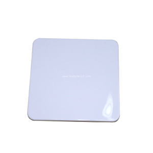 Sublimation Plastic Square Mug Pad