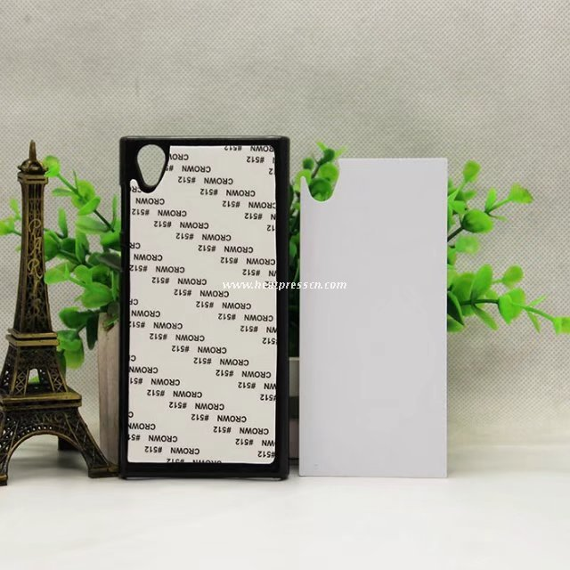 Dye Sublimation Phone Case Free Printing for Sony