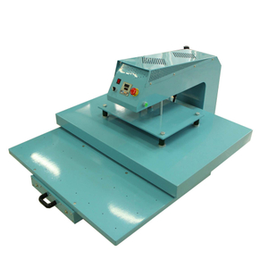 HUATENG Slide Out Design Big Format 80x100cm Pneumatic Heat Transfer Machine B5