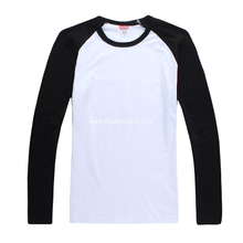 Combed Cotton Raglan T-Shirt (Men)