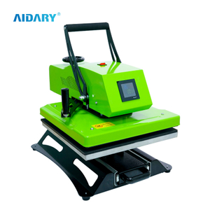 AIDARY Best Swing Away Draw Type Insert Tshirt Thicker Heating Plate Heat Transfer Press