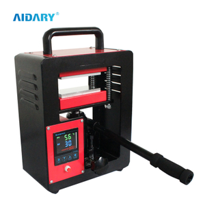 How To Add The Oil on Our AIDARY Rosin Press Machine